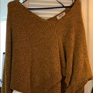 Double Zero Sweater